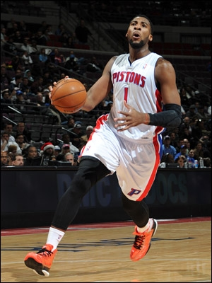 Drummond proves unexpected savor for Pistons