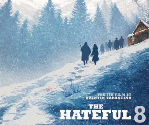 The Hateful Eight unveils a vintage aura