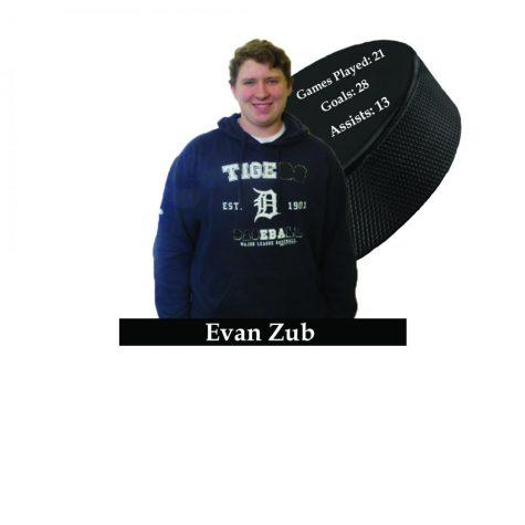 Captain Evan Zub ends successful season