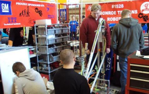 Robotics compete in New York