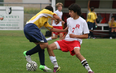 Photo gallery of MHS Boys Soccer games