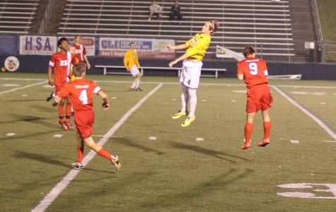 Varsity soccer makes regionals