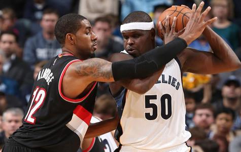 NBA playoffs shows to be a battle