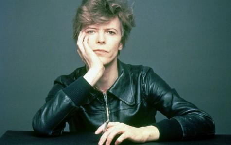 Legend David Bowie leaves Earth