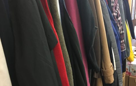 Student closet changes names, location