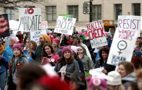 Women's Marches draw in thousands around world