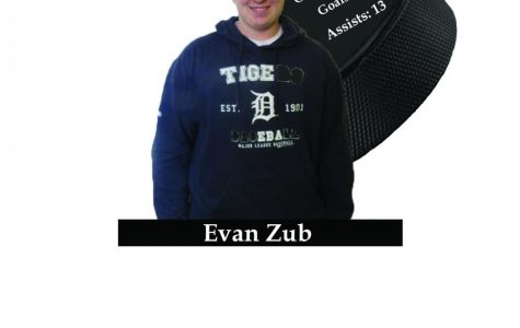 Captain Evan Zub ends successful season