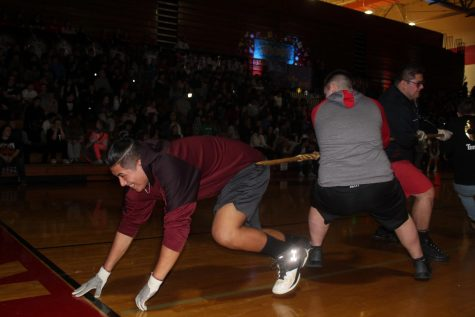 MHS Winterfest assembly brings joy to students